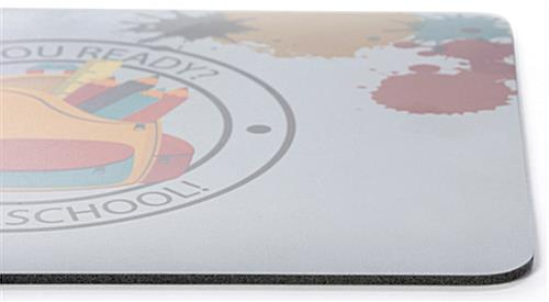 Promotional Counter Mat with Edge to Edge Printing
