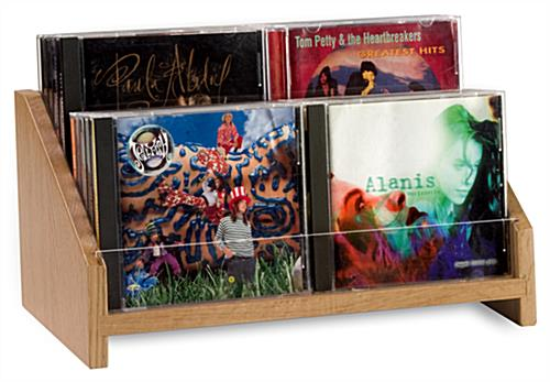 CD display rack