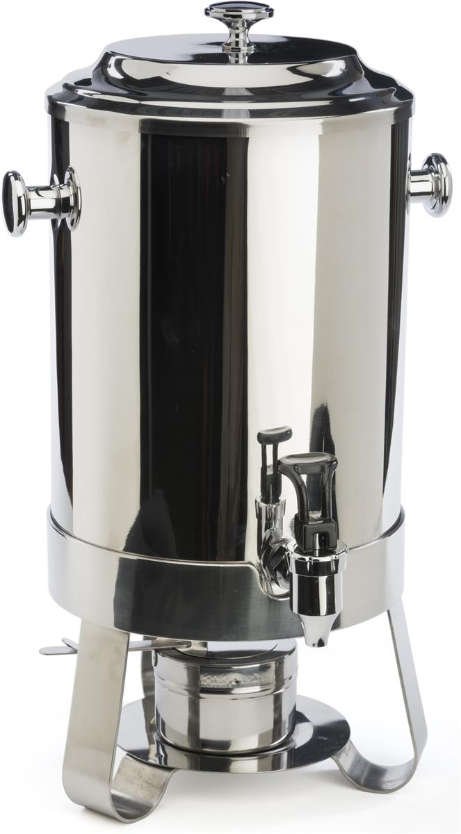 Stainless Steel Coffee Urn Holds 2 9 Gallons Of Hot