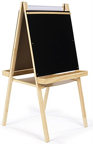 2 In 1 Easel with Chalkboard