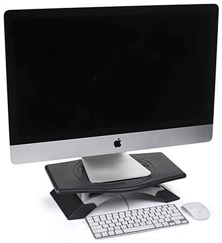Monitor Stand Riser, Gray