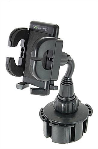 Gooseneck radio mount