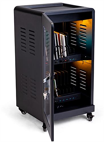 40 Port charging cabinet