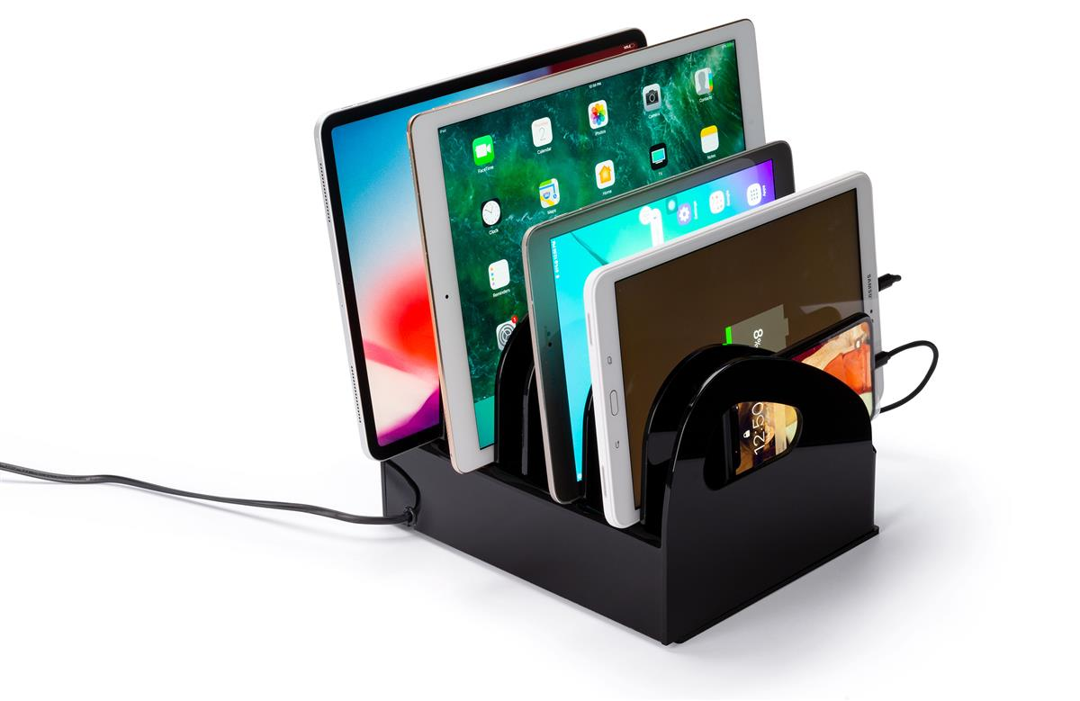 Acrylic Charging Station For Electronics 10 Charging Cables,Small Kid Room Boys Small Kids Bedroom Ideas