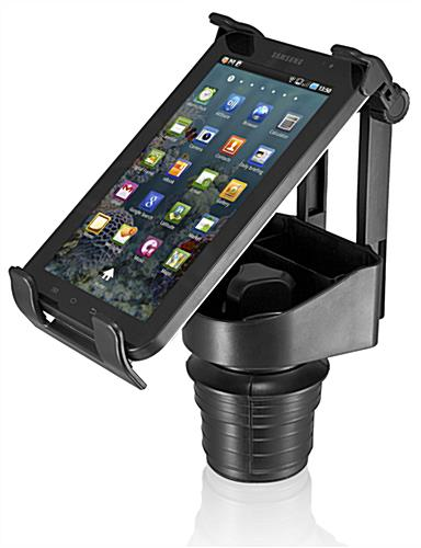 Low Profile Tablet Cup Holder Mount