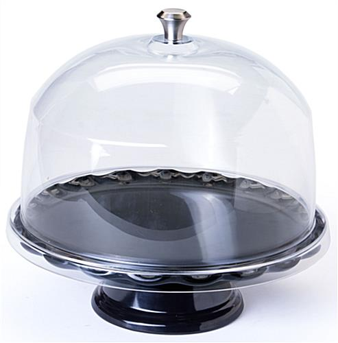 Cake Domes for Round Plates