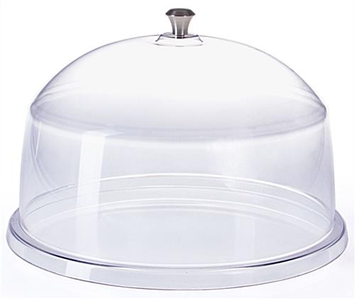 Cake Dome with Over 13-inch Diameter