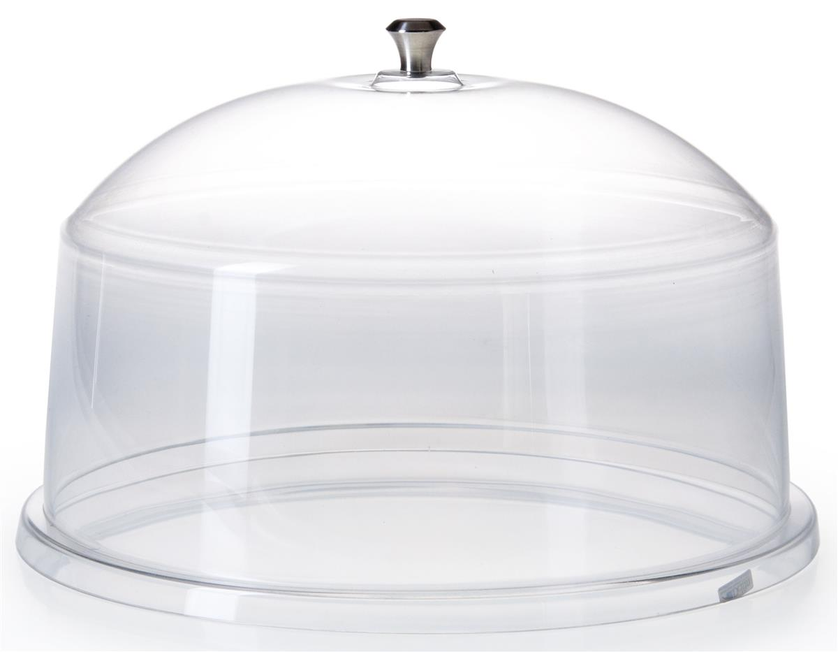 In Round Glass Cake Dome