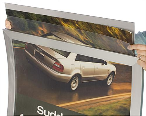 "Sign Displays: Hold a 22"" x 28"" Poster"