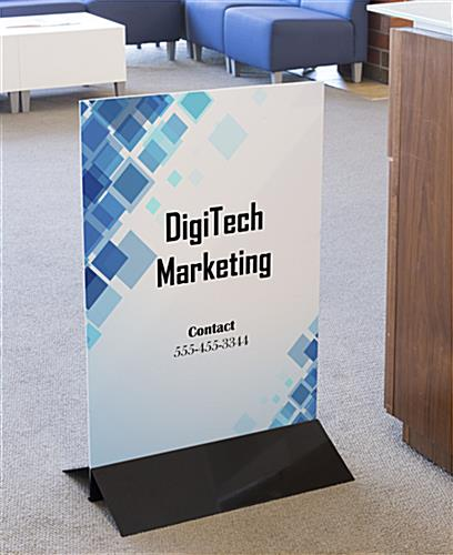 Printed Foamboard for Business Posters