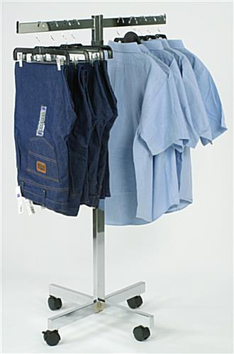Garment Rack with Wheels