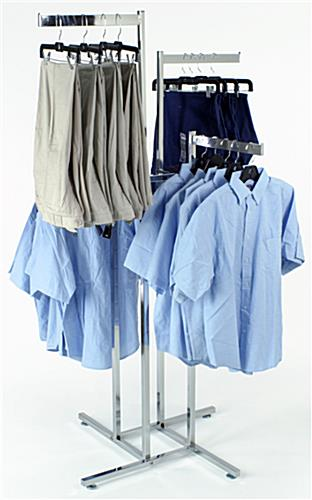 Clothes Rack with 4 Arms