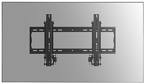 Video Wall System Mounting Bracket for Flat Panel Screens