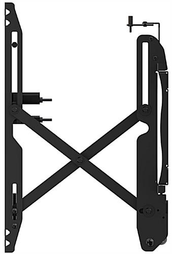 Extending Video Wall System Mounting Bracket