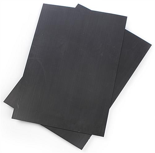 Coroplast Boards - Black