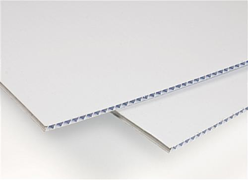 24 x 36 Coroplast Sign Boards, 3/16u0026quot; Thick, Set of 2 - White