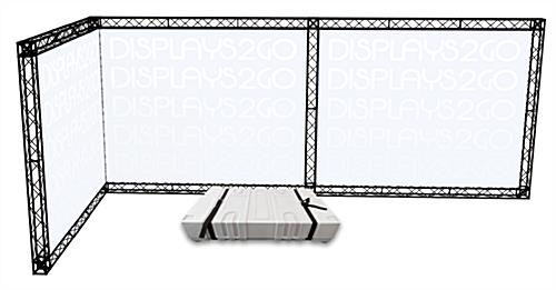 "Portable Exhibit Truss Display, 50"" Case Depth"