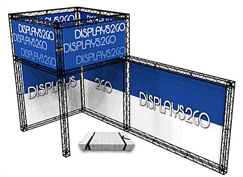 "Truss Display System, 29"" Case Width"