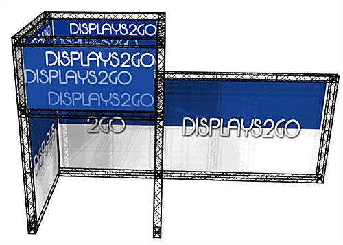 "Exhibition Truss System, 230.95"" Overall Width"
