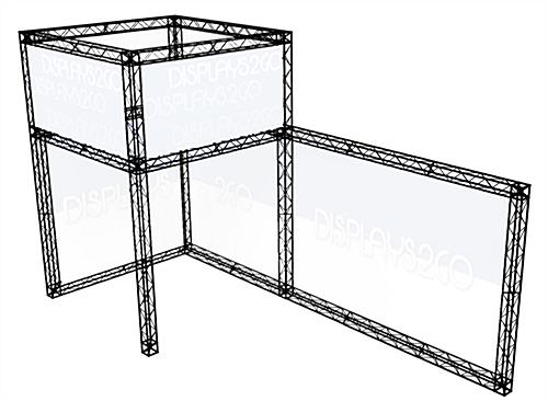 Trade Show Truss Exhibit, Aluminum