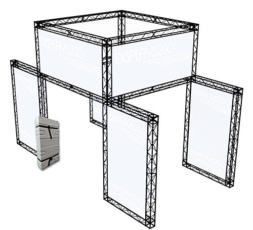 Portable Exhibition Truss System, 9' Depth