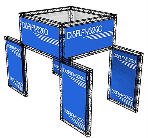 Trade Show Booth Truss Kit, Aluminum