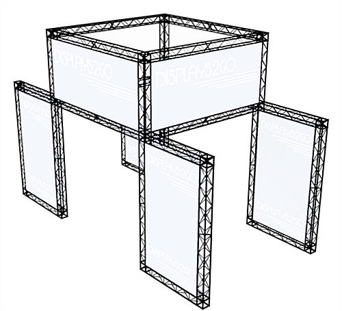 Trade Show Booth Truss System, Easy Assembly