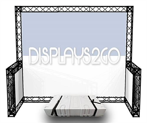 "10 x 10 Trade Show Truss Display, 94"" Overall Height"