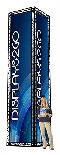 Truss Trade Show Display, Black