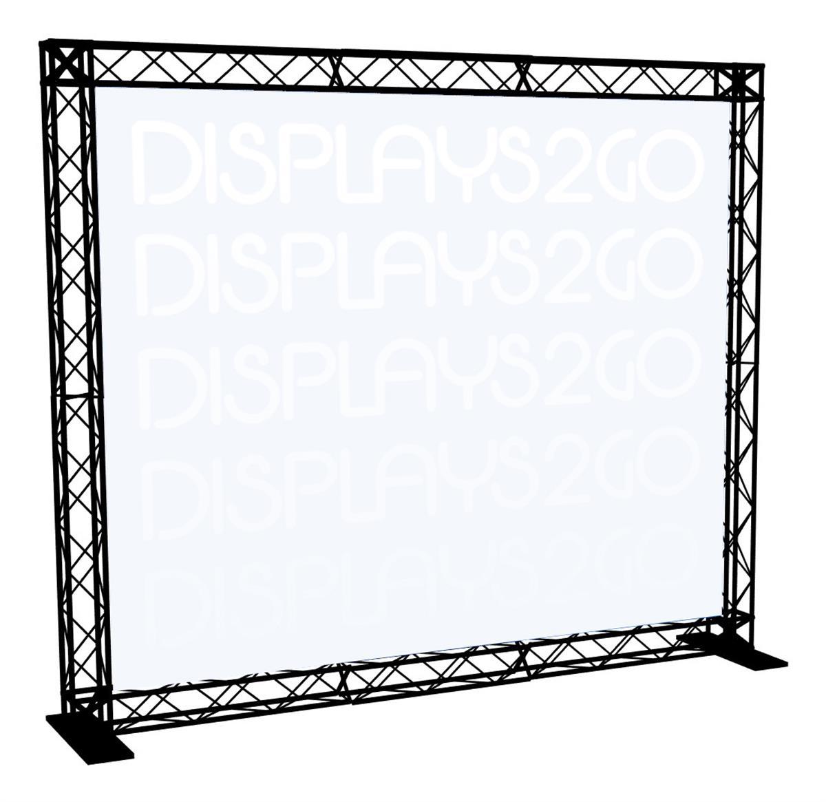 10 Trade Show Truss Display Aluminum Amp Plastic Frame