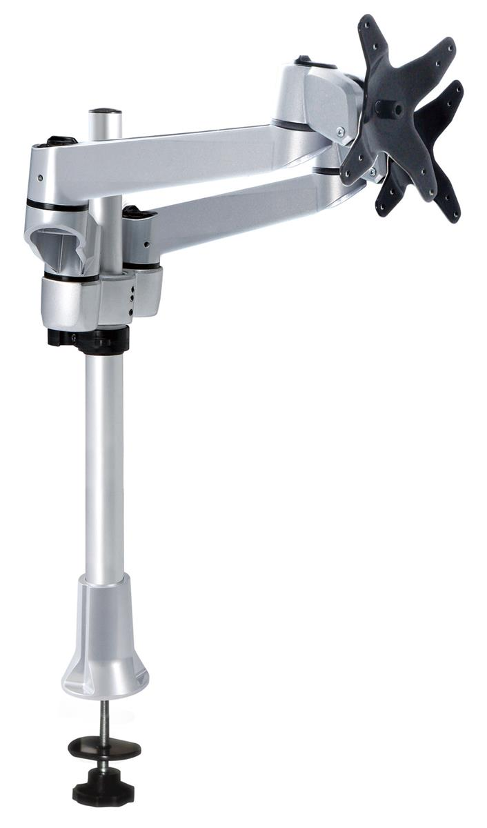 Displays2go Dual Monitor Stand for Desktop, Articulating ...