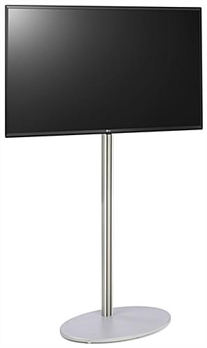 Electronic signage display includes LG SuperSign software and 43 inch tv
