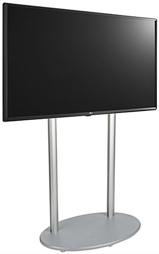Indoor digital signage with USB, HDMI and AV ports