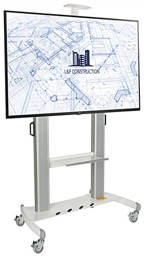 Stand alone digital signage set with LG SuperSign software