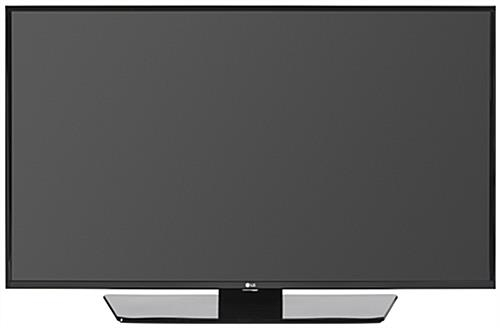 "Digital Directory Stand with 43"" TV"