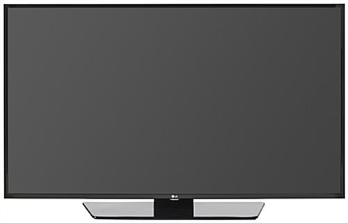 "55"" LG TV Rolling Digital Signage Display"