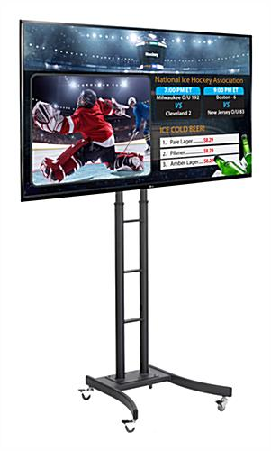 "55"" HDTV All-In-One Digital Signage Set"