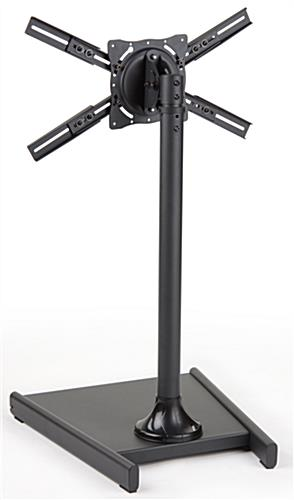 "55"" Monitor Stand Digital Directory Sign"
