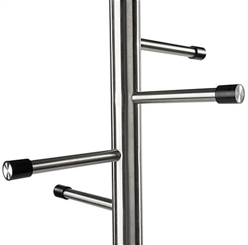 Office Coat Stand with Hooks