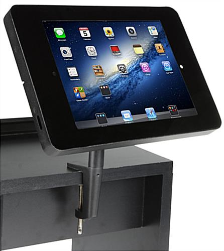 Portable Counter with iPad Mount
