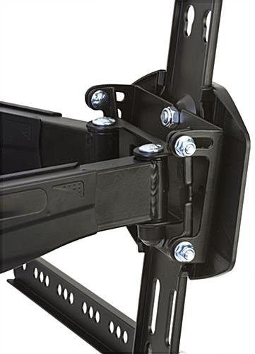 Curved TV Wall Mount, Tilting