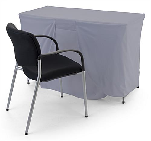 Convertible table cloth with size adjustable