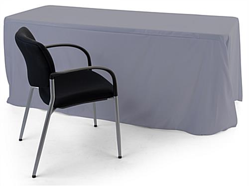 Convertible table cloth with up to 6 foot of coverage