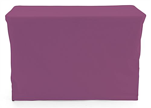 Convertible table cloth with polyester material