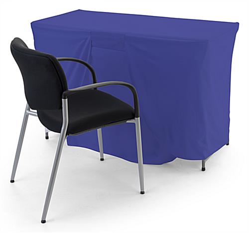 Convertible table cloth with size adjustable coverage