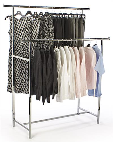 Tiered Clothes Rack