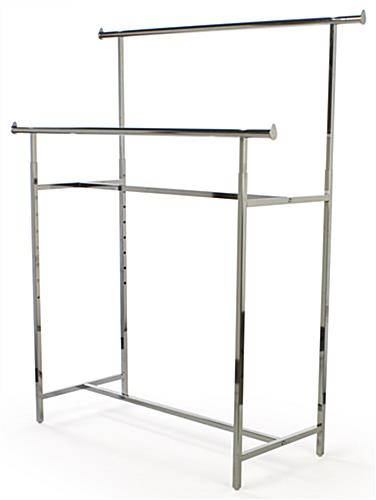 strong stainless drying product rack x cloth tube steel extra aluminum ac af meter hanger