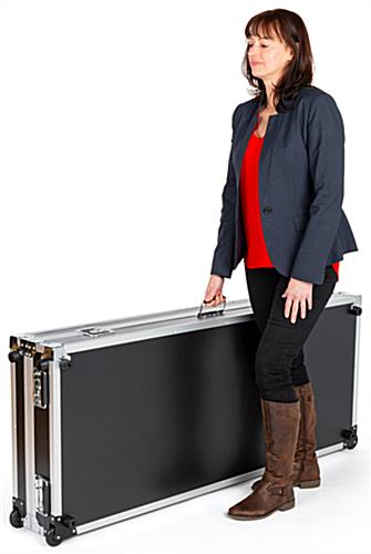 Durable Rolling Hard Case for DGAFR32 Series Stand