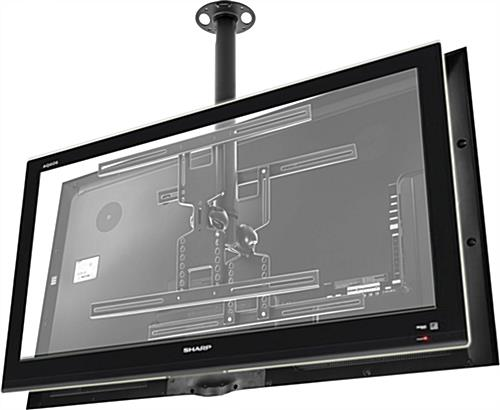 LCD TV Ceiling Mount for Flat Panels