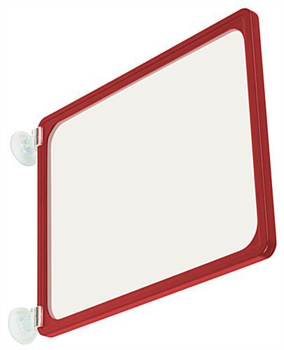 Cup Holder Cooler Cooler Door Sign Holder